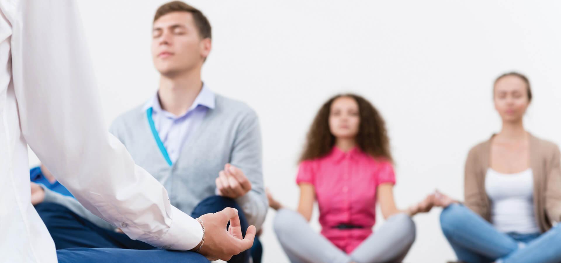 Yoga En El Lugar De Trabajo