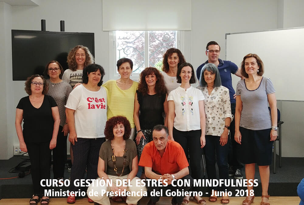 Mindfulness para el Estrés MBPM